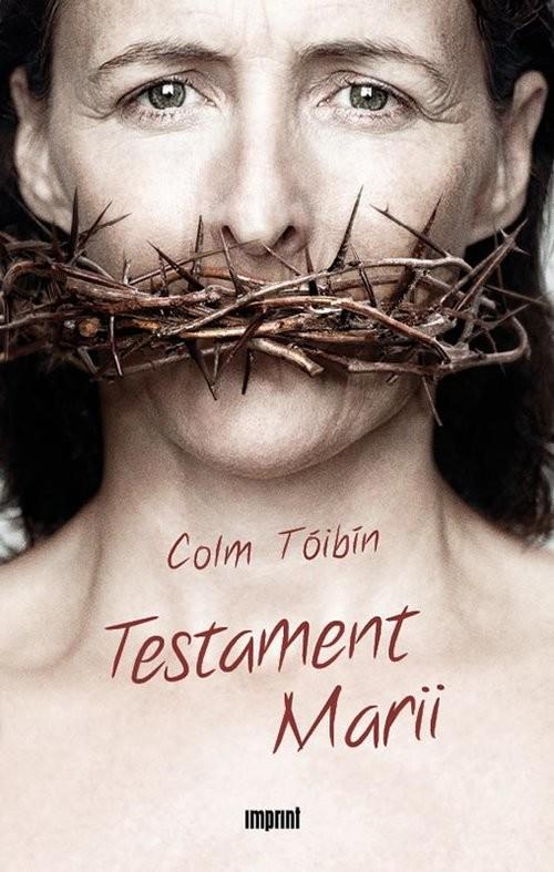 okładka Testament Mariiksiążka |  | Colm Tóibín