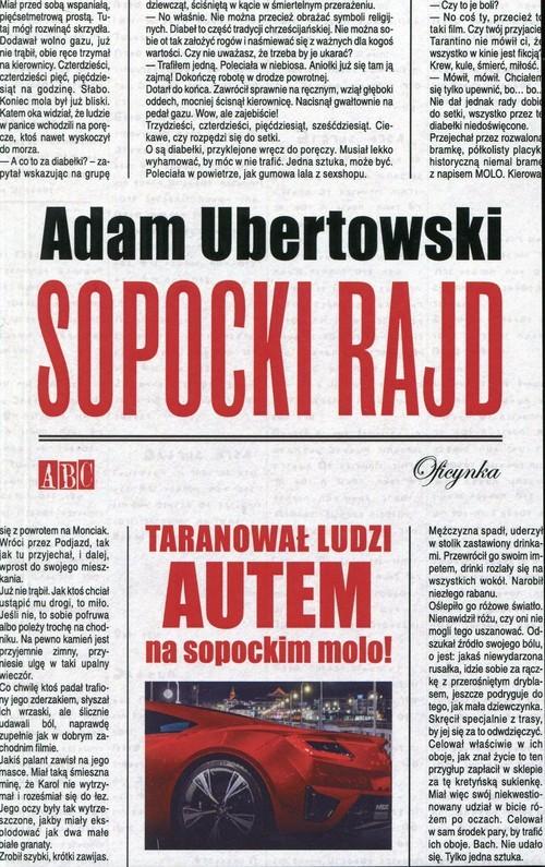 okładka Sopocki rajdksiążka |  | Ubertowski Adam