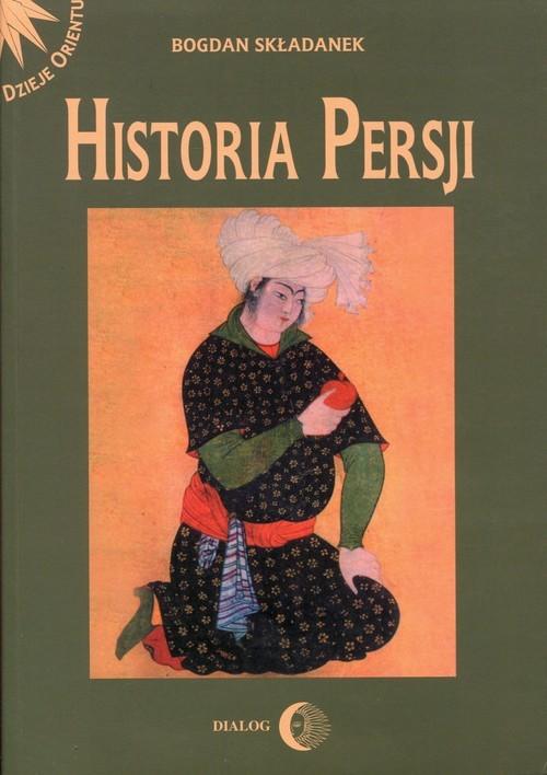 okładka Historia Persji Tom 2książka |  | Bogdan Składanek