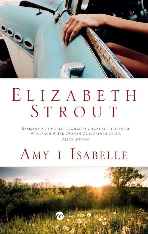 okładka Amy i Isabelleksiążka      Elizabeth Strout