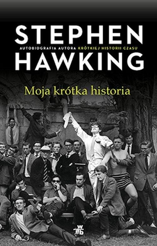 okładka Moja krótka historiaksiążka |  | Stephen Hawking