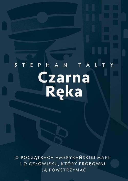 okładka Czarna Rękaksiążka |  | Talty Stephen