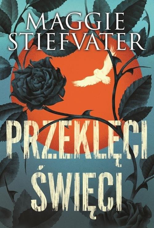 okładka Przeklęci święciksiążka      Maggie Stiefvater