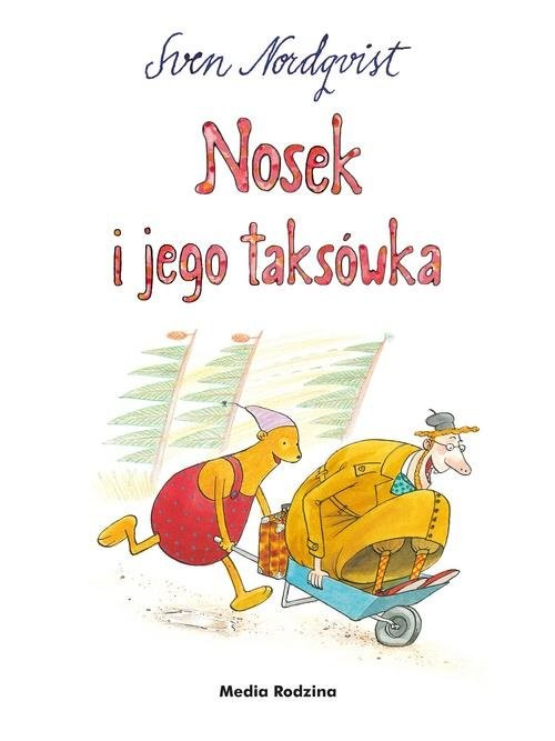okładka Nosek i jego taksówkaksiążka |  | Sven Nordqvist