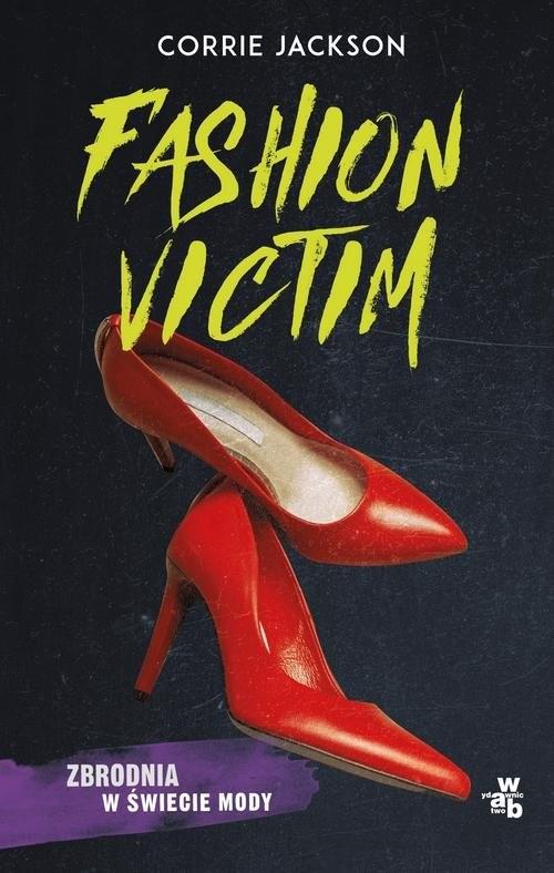 okładka Fashion Victimksiążka      Corrie Jackson