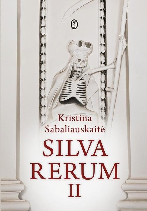 okładka Silva Rerum IIksiążka |  | Sabaliauskaitė Kristina