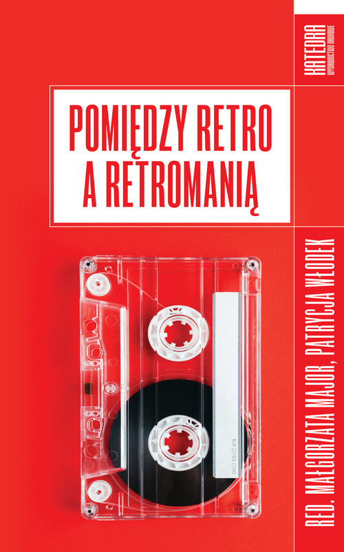 okładka Pomiędzy retro a retromaniąksiążka     