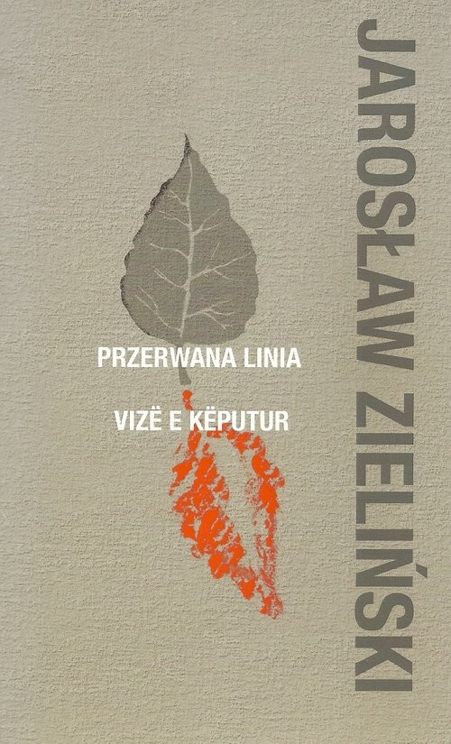 okładka Przerwana liniaksiążka |  | Zieliński Jarosław