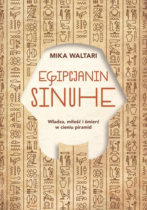 okładka Egipcjanin Sinuheksiążka |  | Waltari Mika