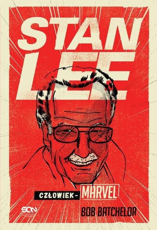 okładka Stan Lee Człowiek-Marvelksiążka |  | Batchelor Bob