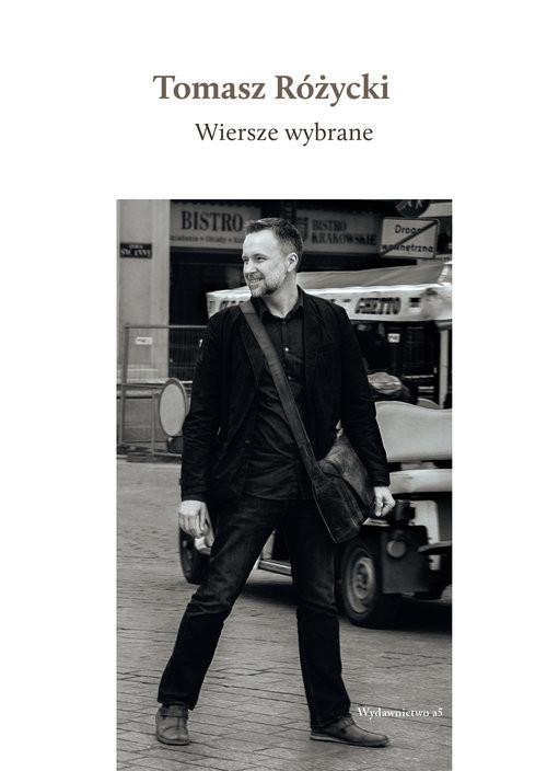okładka Wiersze wybrane + CDksiążka |  | Tomasz Różycki