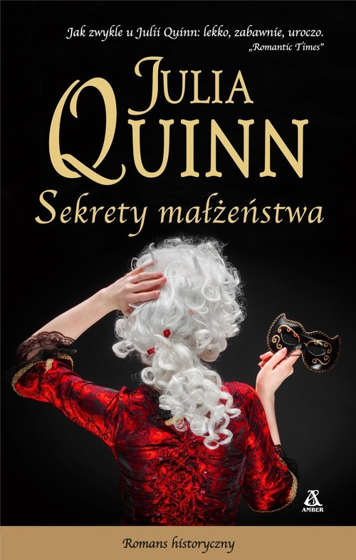okładka Sekrety małżeństwaksiążka |  | Julia Quinn