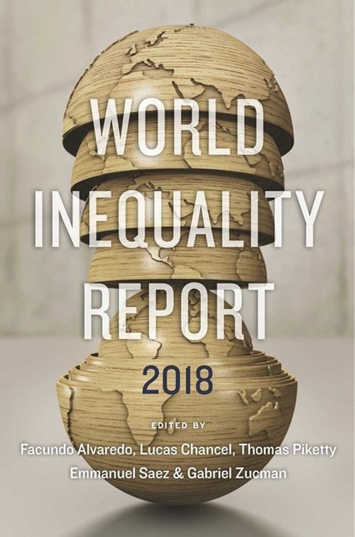 okładka World Inequality Report 2018książka |  | Facundo Alvaredo, Lucas Chancel, Thomas Piketty, Emmanuel Saez, Gabriel Zucman