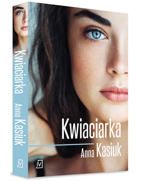 okładka Kwiaciarkaksiążka |  | Anna Kasiuk