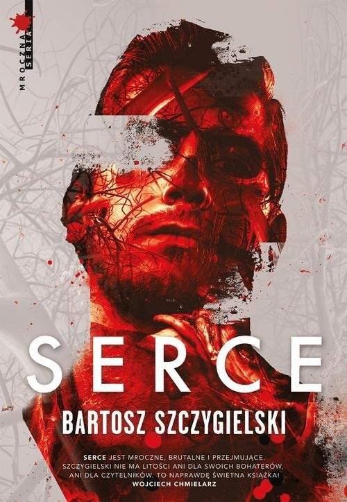 okładka Serceksiążka      Szczygielski Bartosz