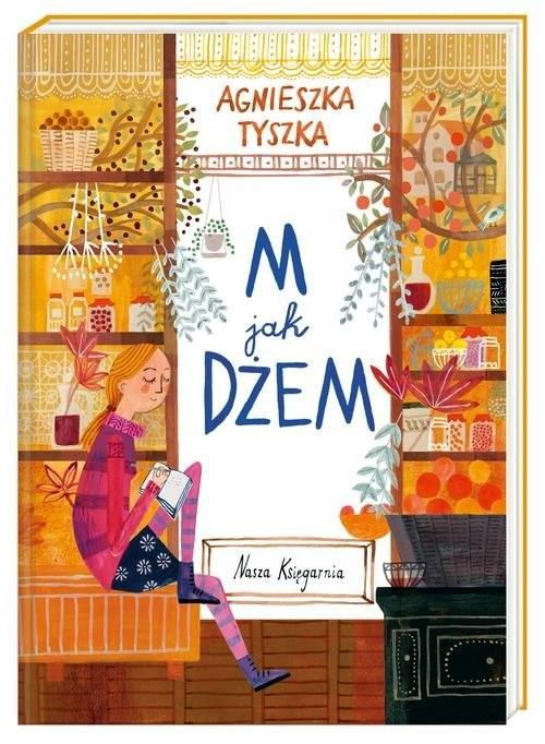 okładka M jak dżeMksiążka |  | Agnieszka Tyszka