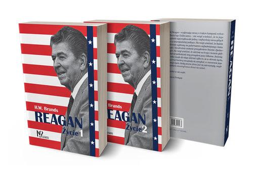 okładka Reagan Życieksiążka |  | Brands H.W.
