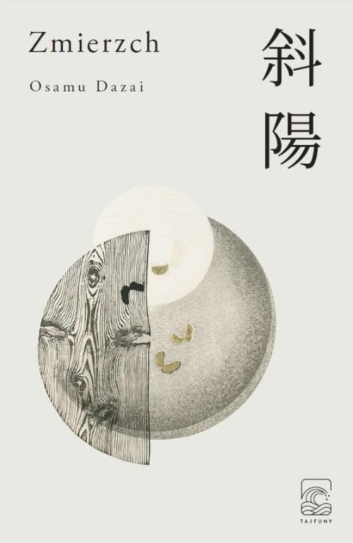 okładka Zmierzchksiążka      Osamu Dazai
