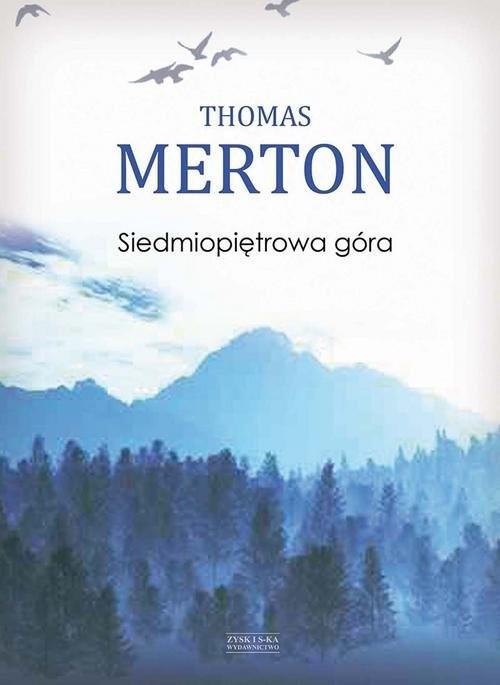 okładka Siedmiopiętrowa góraksiążka      Thomas Merton