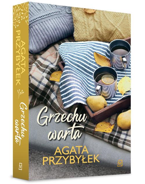 okładka Grzechu warta Tom 3książka |  | Agata Przybyłek