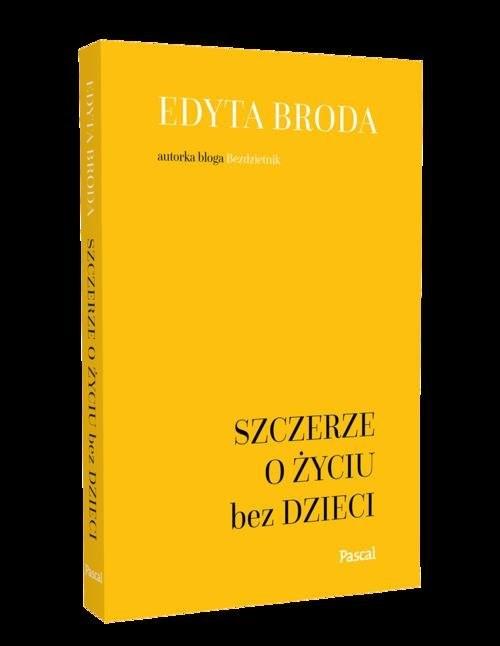 okładka Szczerze o życiu bez dzieciksiążka |  | Broda Edyta
