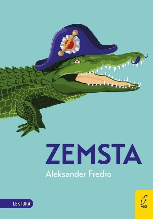 okładka Zemstaksiążka      Aleksander Fredro