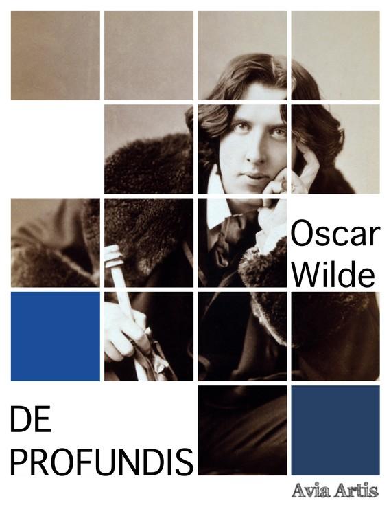 okładka De profundisebook   epub, mobi   Oscar Wilde