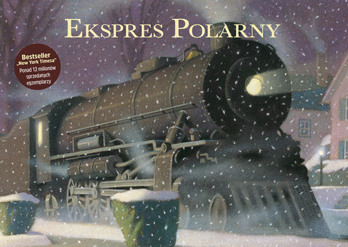 okładka Ekspres Polarnyksiążka |  | Allsburg Chris Van