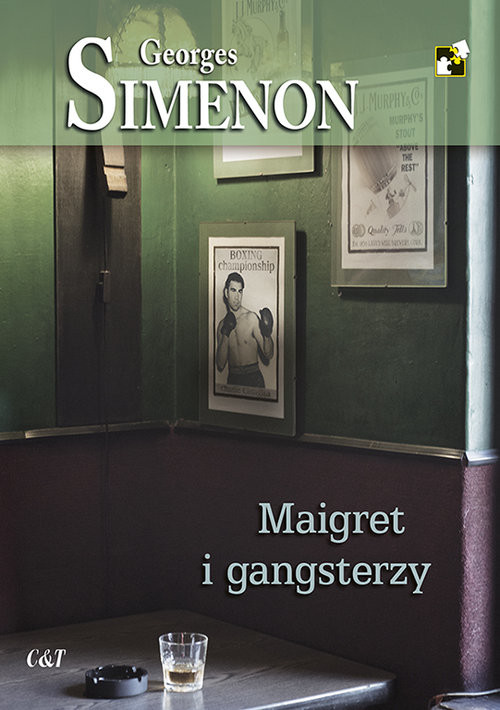 okładka Maigret i gangsterzyksiążka |  | Georges Simenon
