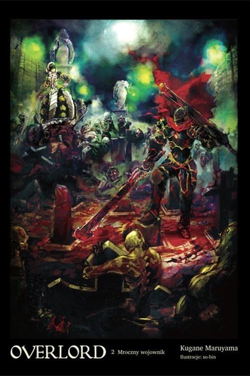 okładka Overlord 2 Mroczny wojownikksiążka      Maruyama Kugane