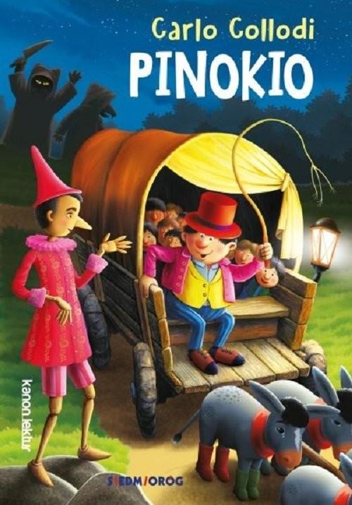 okładka Pinokioksiążka      Carlo Collodi