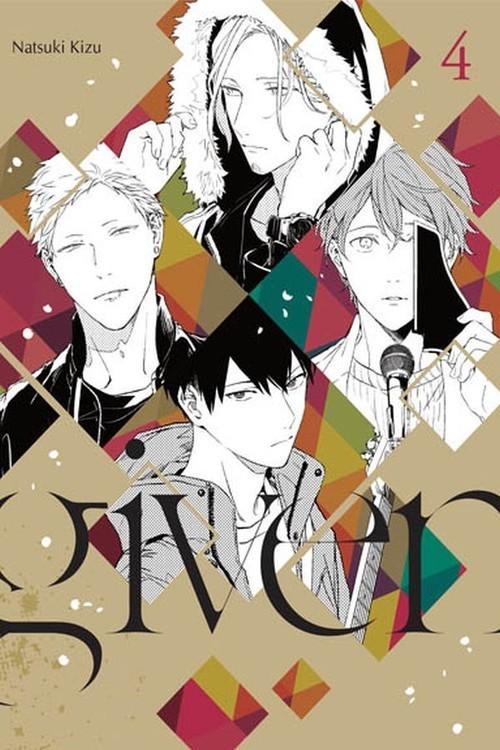 okładka Given #04książka |  | Kizu Natsuki