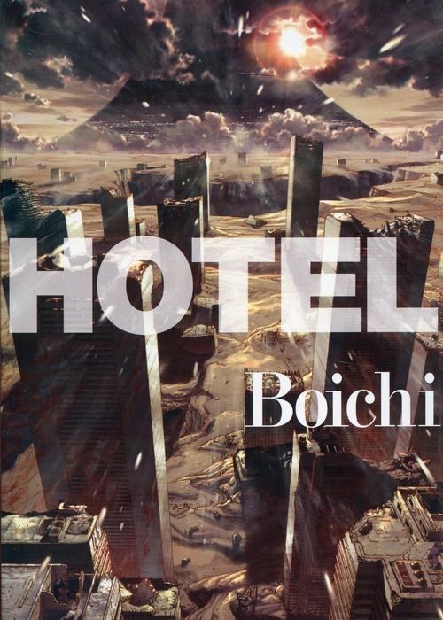 okładka Hotelksiążka      Boichi