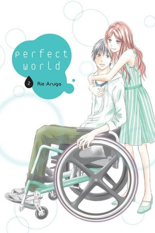 okładka Perfect World #02książka      Aruga Rie