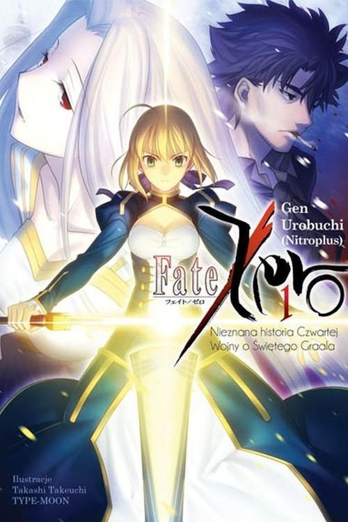 okładka Fate/Zero #01książka |  | Urobuchi Gen