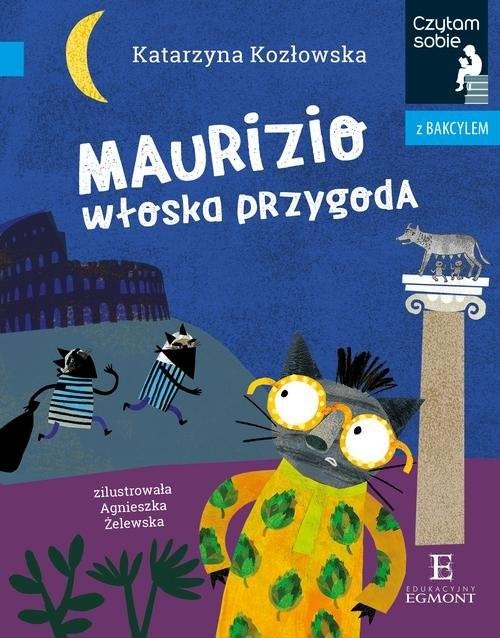 okładka Czytam sobie z Bakcylem Maurizio Włoska przygodaksiążka |  | Kozłowska Katarzyna