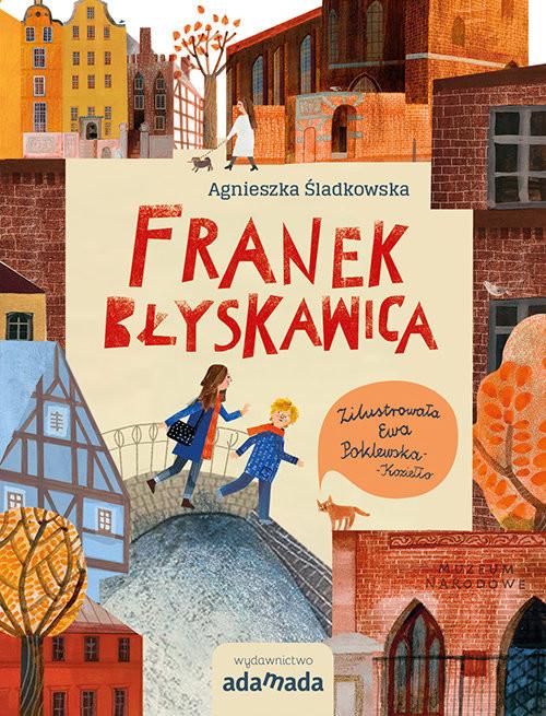 okładka Franek Błyskawicaksiążka |  | Śladkowska Agnieszka