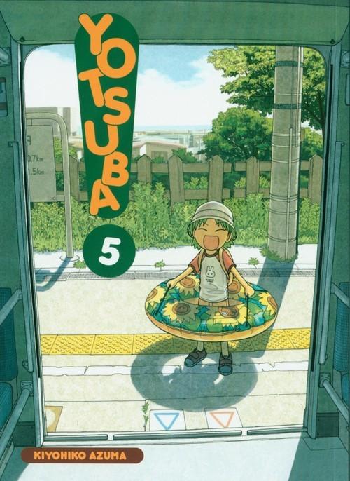 okładka Yotsuba! 5książka |  | Kiyohiko Azuma