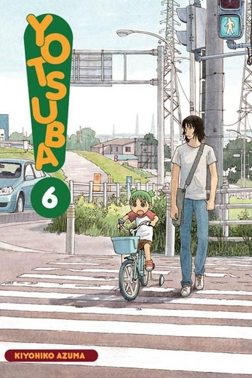 okładka Yotsuba! #06książka |  | Azuma Kiyohiko
