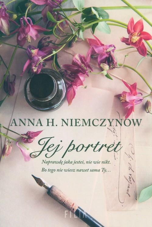 okładka Jej portret Wielkie Literyksiążka      Anna H. Niemczynow