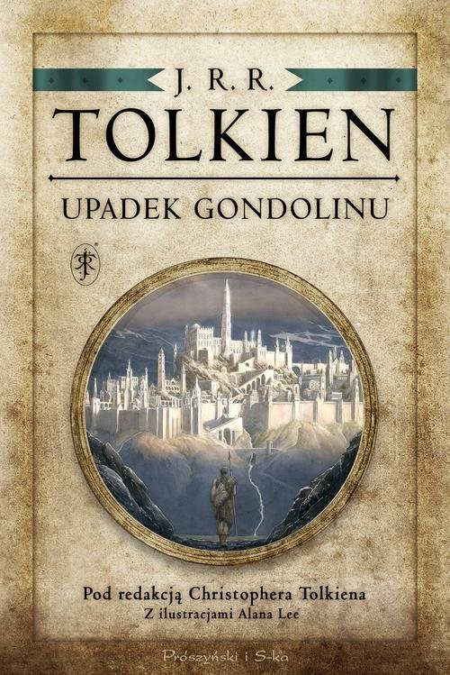 okładka Upadek Gondolinuksiążka      J.R.R. Tolkien