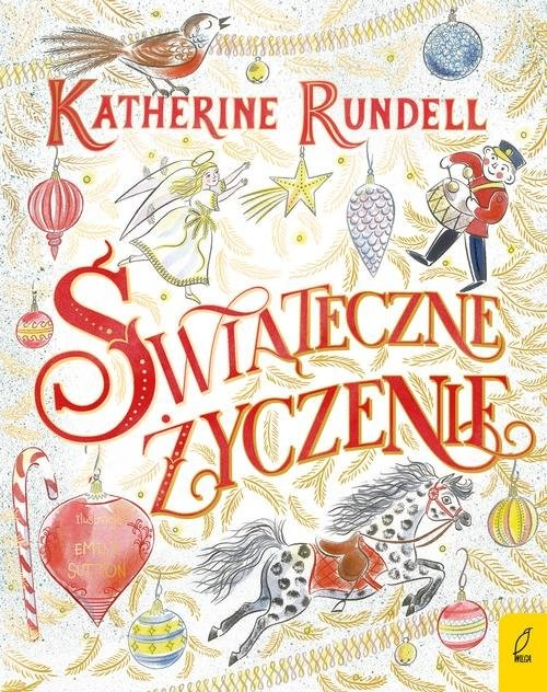 okładka Świąteczne życzenieksiążka |  | Katherine  Rundell
