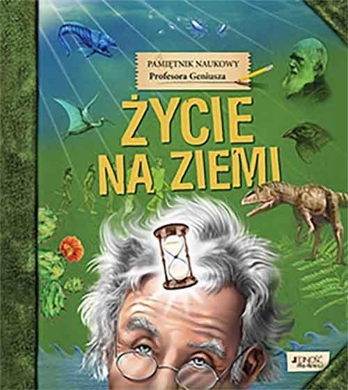 okładka Pamiętnik Naukowy Profesora Geniusza Życie na Ziemiksiążka |  |