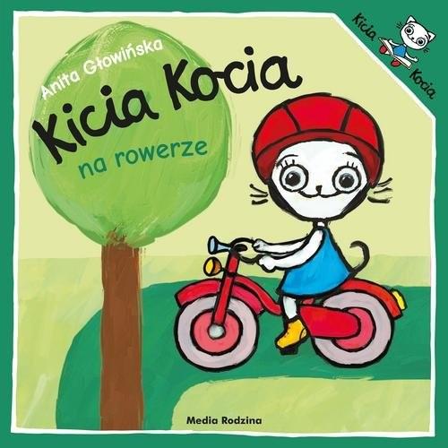 okładka Kicia Kocia na rowerzeksiążka |  | Anita Głowińska