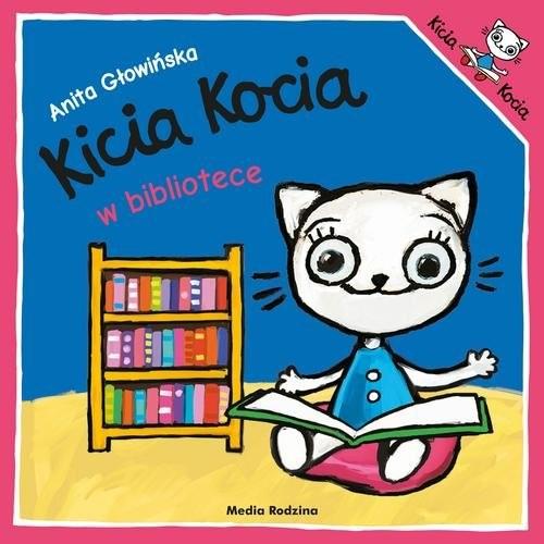 okładka Kicia Kocia w biblioteceksiążka      Anita Głowińska