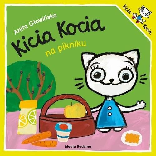okładka Kicia Kocia na piknikuksiążka |  | Anita Głowińska
