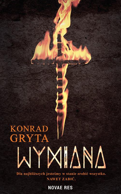 okładka Wymianaksiążka |  | Konrad Gryta