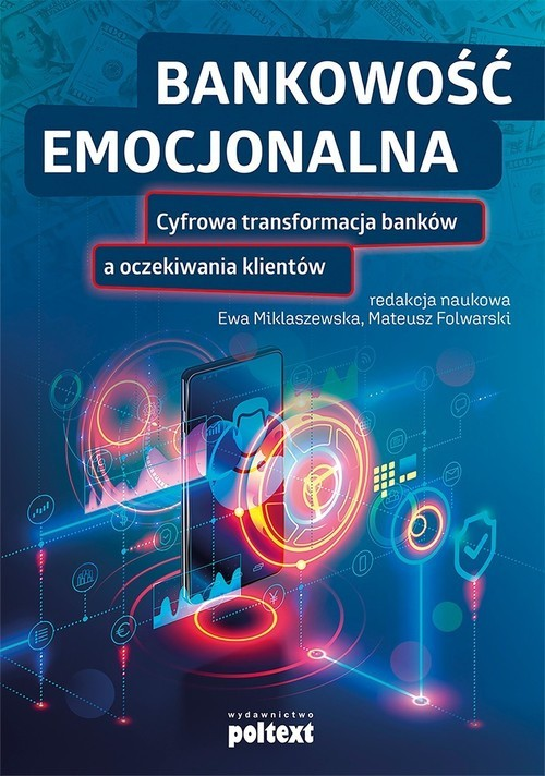 okładka Bankowość emocjonalnaksiążka     
