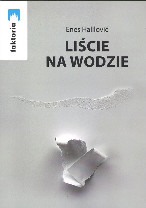 okładka Liście na wodzieksiążka      Halilović Enes