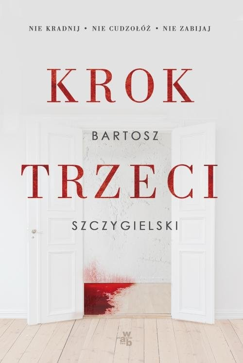 okładka Krok trzeciksiążka |  | Szczygielski Bartosz